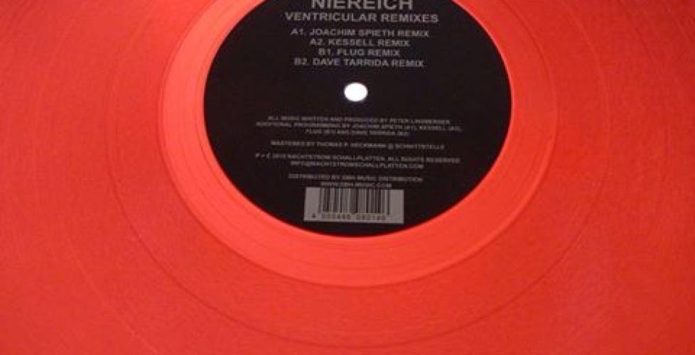 Niereich – Ventricular (Remixes) NST102